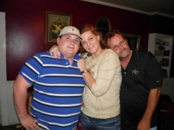 Chris, Lisa & Marc Crawford  - 2007