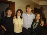 MY WIFE IMELDA, MY CHILDREN LUIS DANIEL CARLA JOAQUIN AND VALERIA