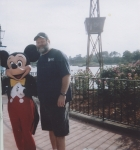 Me and Mickey - Couple of Middle Age fella's Hangin Out.